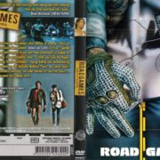 Road Games (1981) R0 DVD Cover