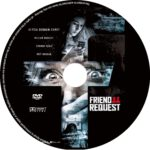 Friend Request (2016) R0 CUSTOM Label