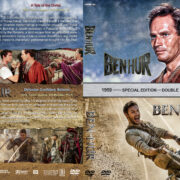 Ben-Hur Double Feature (1959-2016) R1 Custom Cover