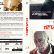 Remember (2015) R2 Blu-Ray Nordic Cover