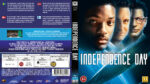 Independence Day (1996) R2 Blu-Ray Nordic Cover