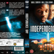 Independence Day (1996) R2 DVD Nordic Cover
