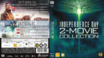 Independence Day – 2-Movie Collection (2016) R2 Blu-Ray Nordic Cover