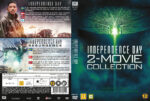 Independence Day – 2-Movie Collection (2016) R2 DVD Nordic Cover