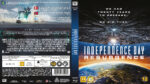 Independence Day – Resurgence (2016) R2 Blu-Ray Nordic Cover