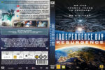Independence Day – Resurgence (2016) R2 DVD Nordic Cover