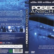 Der Poseidon Anschlag (2005) R2 German Cover & Label