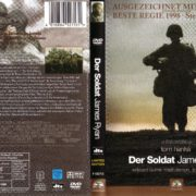 Der Soldat James Ryan (1998) R2 German Cover & Labels