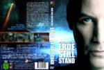 Der Tag an dem die Erde Stillstand (2008) R2 German Cover & Label
