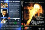 Der Talentierte Mr. Ripley (1999) R2 German Cover & Label