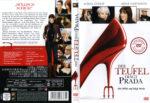Der Teufel trägt Prada (2006) R2 German Cover & Label