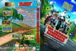 Der tierisch verrückte Bauernhof (2006) R2 German Cover & Label