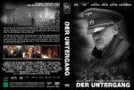 Der Untergang (2005) R2 German Custom Cover & Label