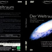 Der Weltraum (2001) R2 German Cover & Label