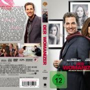 Der Womanizer – Die Nacht der Ex-Freundinnen (2009) R2 German Cover & Label