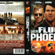 Der Flug des Phönix (2004) R2 German Cover & Label