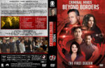 Criminal Minds: Beyond Borders – Season 1 (2016) R1 Custom Covers & Labels
