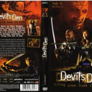 Devils Den – Killing from dusk till dawn (2006) R2 German Cover & Label