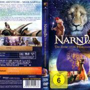 Die Chroniken von Narnia – Die Reise auf der Morgenröte (2010) R2 German Cover & Label