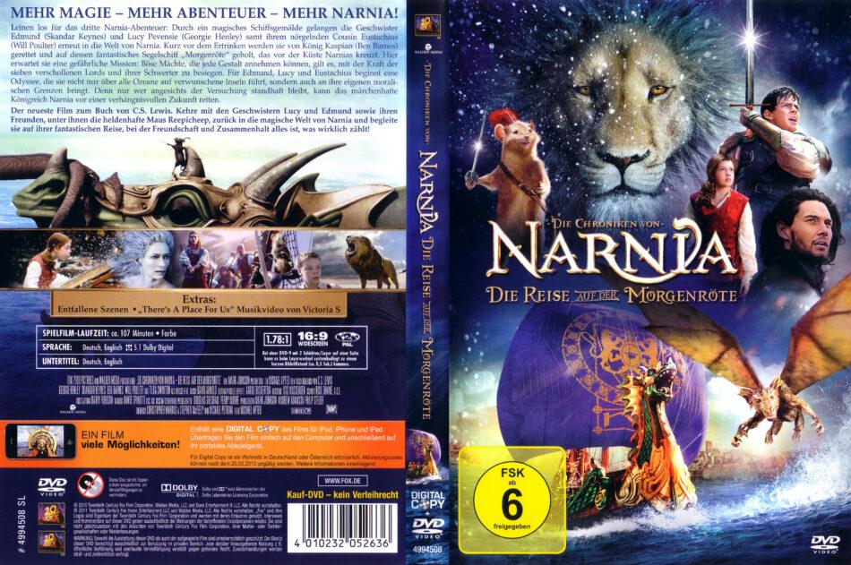 Narnia Die Reise Auf Der Morgenröte