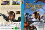 Die Drachenjäger – Der Film (2005) R2 German Cover & Label