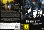 Die Drei ??? – Das verfluchte Schloss (2009) R2 German Cover & Label