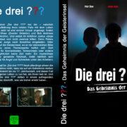 Die Drei ??? – Das geheimnis der Geisterinsel (2007) R2 German Custom Cover & Label
