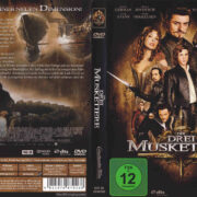 Die Drei Musketiere (2011) R2 German Cover