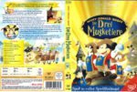 Die Drei Musketiere – Walt Disney (2000) R2 German Cover & Label