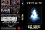 Die Fliege 1 & 2 (1989) R2 German Cover & labels