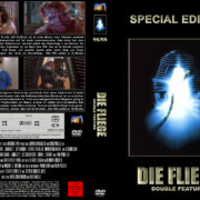 Die Fliege 1 & 2 (1989) R2 German Cover & labels