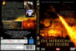 Die Herrschaft des Feuers (2002) R2 German Cover & Label