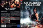 Die Klapperschlange (1998) R2 German Cover & Label