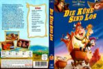 Die Kühe sind los (2004) R2 German Cover & Label
