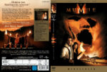 Die Mumie (1999) R2 German Cover & label