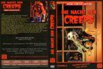 Die Nacht der Creeps (1986) R2 German Cover & label