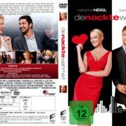 Die Nackte Wahrheit (2009) R2 German Cover & label