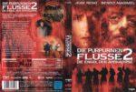 Die Purpurnen Flüsse 2 – Die Engel der Apokalypse (2004) R2 German Cover & Label