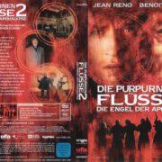 Die Purpurnen Flüsse 2 - Die Engel der Apokalypse (2004) R2 German Cover & Label