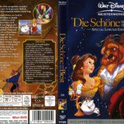 Die schöne und das Biest – Walt Disney (1991) R2 German Cover & label