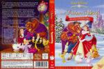 Die Schöne und das Biest – Weihnachtszauber (1999) R2 German Cover & label