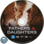 Fathers And Daughters (2015) R4 DVD Label