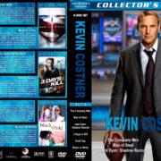 Kevin Costner Collection – Set 6 (2010-2014) R1 Custom Covers