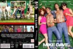 Mike and Dave Need Wedding Dates (2016) R0 CUSTOM Cover & label