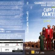 Captain Fantastic (2016) R2 Blu-Ray Nordic Cover