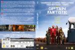 Captain Fantastic (2016) R2 DVD Nordic Cover
