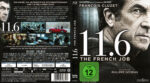 11 6 The French Job (2013) R2 German Blu-Ray Cover