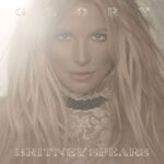 Britney Spears – Glory (Deluxe Edition) (2016) CD Cover