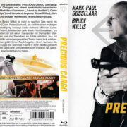 Precious Cargo (2016) R2 German Blu-Ray Cover