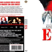 Stephen Kings ES (1990) R2 German Blu-Ray Cover